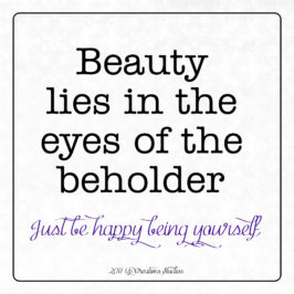 beauty lies in the eyes of beholder essay